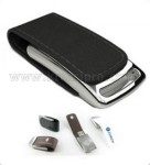 USB Promosi Leather Magnetic
