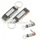 USB Promosi Leather Keychain
