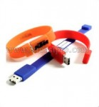 USB Wristband Rubber 001