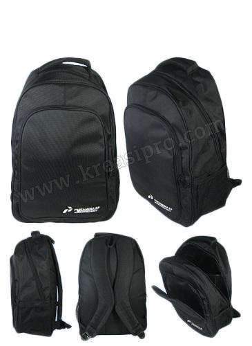 Tas Backpack Hitam 501