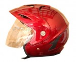Helm Promosi Red