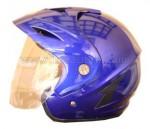 Helm Promosi Blue