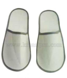 Sandal Selop Promosi – Putih