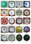 Aneka Wall Clock/ Jam Dinding 1